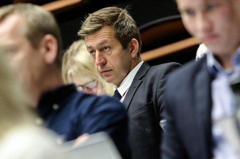 Finn-Erik Blakstad rykker nå inn i fylkestinget.