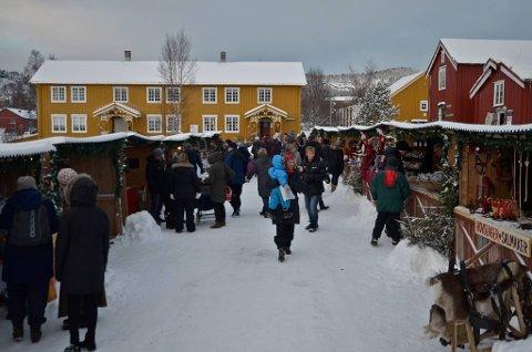 AVLYST: Det populære julemarkedet på Namdalsmuseet blir i år avlyst på grunn av koronapandemien. Avlyst blir også arrangementet Magisk Jul i Berggården i Rørvik.