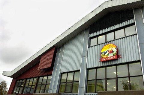 FULL DRIFT: Per i dag går produksjonen på Synnøve Findens anlegg i Namsos for fullt, opplyser produksjonsdirektør Øyvind Berg.