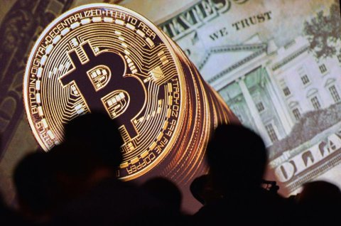 BITCOIN-SMELL: Verdien av Bitcoin faller.