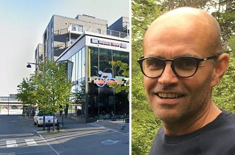 Rema 1000 Solsiden-kjøpmann, Willy Sivertsvik.