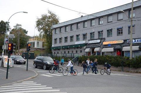 DEBATT: Finn Stenberg roser Bydel Nordstrands trafikkplan fra 2010 og er kritisk til forslag om betalingsbom for å hindre gjennomfartstrafikk over Nordstrandplatået. Arkivfoto