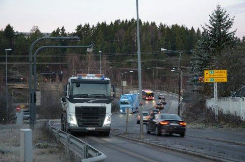 FÆRRE BILER: Ferske tall viser at færre biler har passert bomringen i Oslo også i november. Nye takster ble innført i oktober. Arkivfoto
