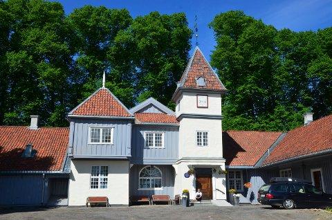 NYTT KAFÉTILBUD: 31. mai kan du filosofere, sosialisere og nyte god mat på Nordre Skøyen Hovedgård. Arkivfoto
