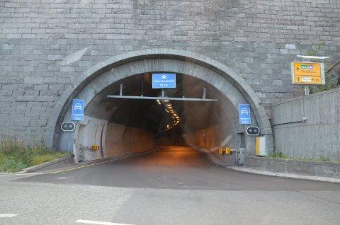 EKEBERGTUNNELEN: Ekebergtunnelen utgjør  østenden av Operatunnelen sammen med Svartdalstunnelen. Tunnelløpet i retning sentrum-Kværnerdalen er helt stengt i uke 28, 29 og 30. Det blir toveistrafikk i det åpne løpet. Arkivfoto: Nina Schyberg Olsen