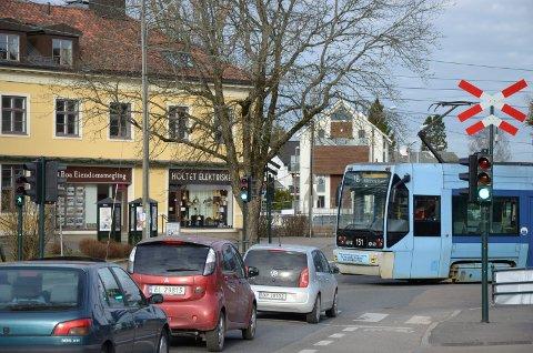 HOLTET: Et av stedene der bydelen ønsker tiltak, som miljøgate. Arkivfoto: Nina Schyberg Olsen