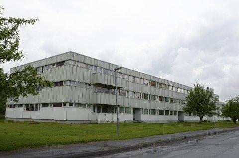 Ønskes revet: Oslo kommune solgte de gamle tjenesteboligene ved Oppsalhjemmet i 2004. Nå kan lavblokkene bli revet til fordel for nybygg som gir høyere utnyttelse av tomten.