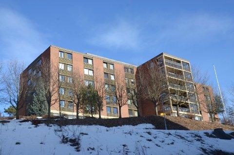 ERSTATTES: Ryen Helsehus, tidligere Ryenhjemmet, skal rives og erstattes av et moderne helsehus. Arkivfoto: Nina Schyberg Olsen