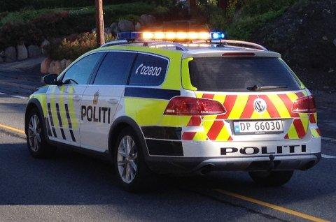 POLITILOGGEN: Her kan du lese om litt av det vårt lokale politi har rykket ut på den siste tiden. Arkivfoto/Illustrasjonsfoto