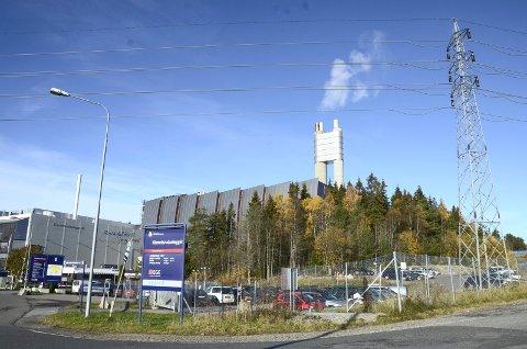 KLEMETSRUDANLEGGET: Får tilskudd til forprosjektering av CO2-fangstprosjekt. Arkivfoto