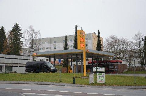 BOGERUD: Obos ønsker å bygge boliger på denne eiendommen på Bogerud. Arkivfoto: Nina Schyberg Olsen