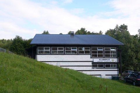 KLUBBHUS: Her har IL Manglerud Star fotball sitt tilholdssted. Arkivfoto