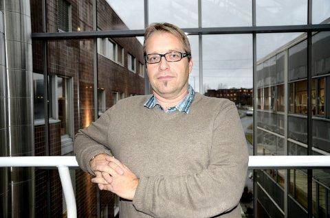 TRANGE TIDER: Økonomidirektør Håkon Kleven i Bydel Østensjø varsler omstilling i bydelen de neste årene.