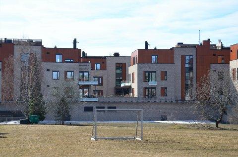 AVBESTILT: Byrådet har avbestilt det nye barnehageprosjektet som skulle erstatte tidligere Sæter barnehage i Tyslevveien 77 bak Sæter Torg.