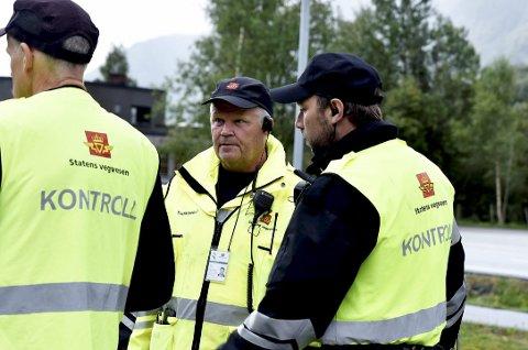 Ansvarlig: Rådgiver Arne Tøftum i Statens vegvesen mener det behov for storkontroller.