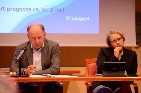 Følg ordfører Dag Erik Pryhn,  varaordfører Lene Jevnheim og de andre politikerene direkte i kommunestyremøtene.