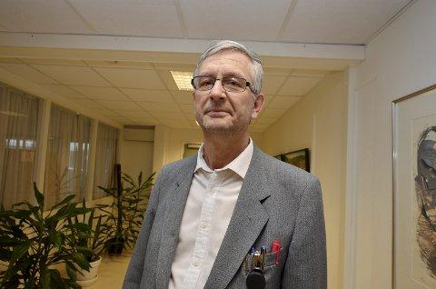 Kommunepsykolog: Dinu-Stefan Teodorescu er ansatt som kommunepsykolog i Sel kommune.