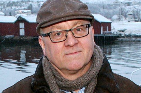 Gunnar Torgersen (Ap) i Tranøy.