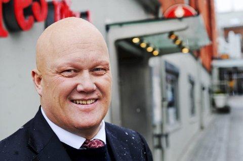 BODØ-GRÜNDER: Alf Mangor Johannessen har sammen med Per Aronsen, styreleder i TIL Holding og Jan Kåre Gundegjerde fra Ricas Hotels har etbalert JAG Restaurants, en ny restaurantgruppe i Tromsø. Foto: Avisa Nordland