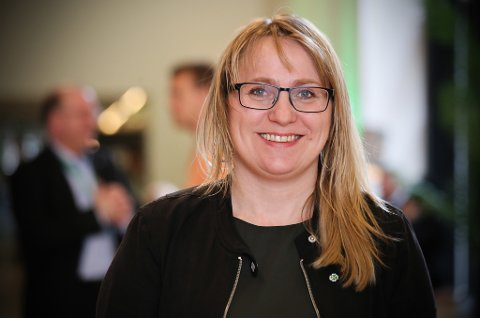 NED MED AVGIFT: Fylkesråd for næring i Troms og Finnmark, Karin Eriksen (Sp), vil ha en kraftig reduksjon av arbeidsgiveravgifta i hele Nord-Norge.