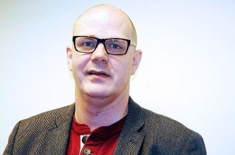SLUTTER: Gjermund Nilssen har sagt opp jobben.