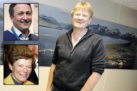 Inge Berg har mistet posisjonen som rikest i Nord-Norge, i alle fall på papiret. Roar Dons topper i Troms, men må ta til takke med tredjeplass i Nord-Norge. Benedicte Berg Schilbred puster ham i nakken.