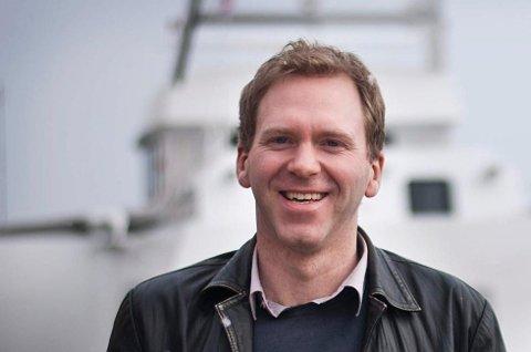 KONSERNSJEF: Tommy Torvanger i Nergård-konsernet. (Foto: Amalie Johannessen)