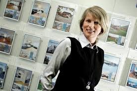PÅ LØNNSTOPPEN: Ruth Nordstrøm.
