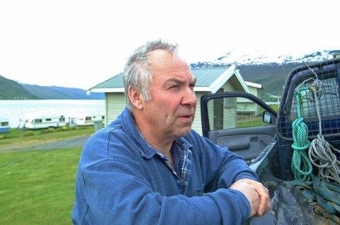 TJENTE GODT: Odd Geir Bekkeli hadde 21,3 millioner i inntekt i 2018. Han skiller seg ut som en av få som ikke bor i Tromsø på inntektstoppen.