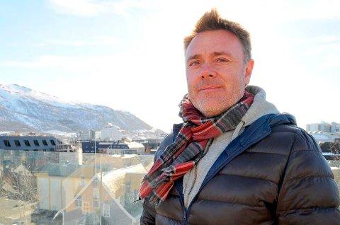 MÅ I RETTEN: En ansatt i Bård Sverdrups eiendomsimperium William Eiendom går til sak mot et av konsernets selskap etter en mislykket byggeprosess i Tromsø. Selv henviser Sverdrup til sin konsernleder for kommentar i saken.