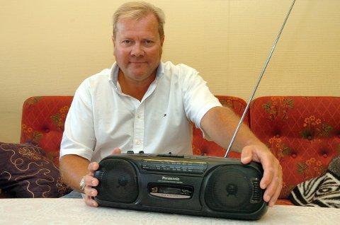 Anders Taaje, Radio Randsfjord AS