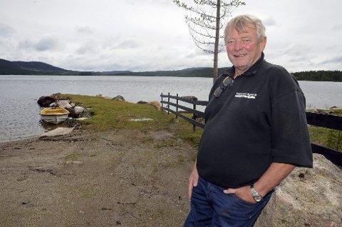 ANGRER: Torstein Skjaker sier at det å overfakturere kommunen er det dummeste han har gjort.