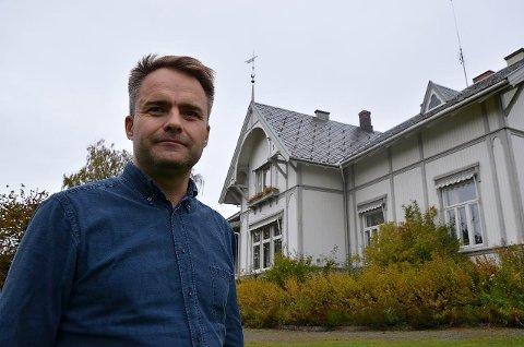 VANSKELIG SITUASJON: Det skjer ofte at vi må lyse ut prestestillingene både to og tre ganger før de blir besatt, sier stiftsdirektør Freddy Knutsen i Hamar bispedømme.