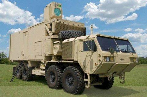 LASER I KRIG: Nammo har fått 25 millioner kroner av Forsvarsdepartementet for øke forståelsen av laservåpen i krig.