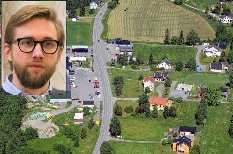 HÅP: – Dersom Statens vegvesen beholder ansvaret for riksveg 4, håper jeg virkelig at Davik og Statens vegvesen beviser for alle at jeg tar feil når jeg betviler dem, skriver Lasse Lehre (H).