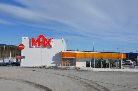 STENGT AV MATTILSYNET TIRSDAG: Max i Nydal.