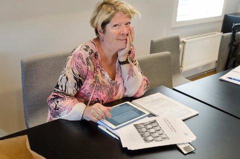 SKEPTISK: Rådmann i Ski kommune, Jane Short Aurlien tar denne saken veldig alvorlig.