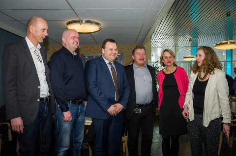 Ikke enige: Ola Nordal (Ås), Øystein Slette (Enebakk), THomas Sjøvold (Oppegård), Odd Haktor Slåke (Frogn), Nina Sandbeg (Nesodden) og Tuva Moflag (Ski) har delte meninger om en felles døgnlegevakt i Ski.