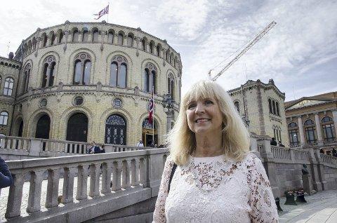 Nye muligheter: En personlig epoke er over og Gunvor Eldegard forlater Stortinget etter 12 år.