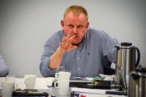 TROR PÅ FORNUFT: – Jeg tror velgerne opplever at vi har en fornuftig tilnærming til mange saker, kommenterer Kjetil Barfelt, etter FrPs fremgang på meningsmåling for Ås kommune.