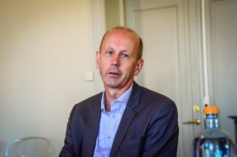 FORHANDLER: Sittende ordfører jobber med å få til en avtale mellom Ap, SV, MDG, Venstre, KrF, SP og Rødt.