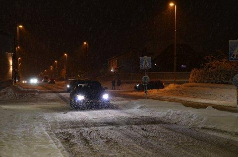ANMELDT: En mann fra Vinterbro og en fra Ski har blitt anmeldt for sin kjøring i natt.