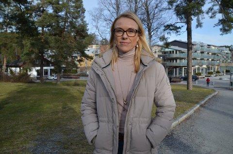 ØKENDE SMITTE: Smitten er fortsatt økende i Nordre Follo. Kommuneoverlege Kerstin Anine Johnsen Myhrvold mener at smitten øker i alle aldre. Ikke bare blant de unge, som man kan få inntrykk av.