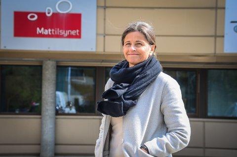 SKAL IKKE SKJE IGJEN: Heidi Eek Guttormsen i Ås kommune sier at det ikke skal bli nødvendig å si fra seg vaksinedoser igjen.