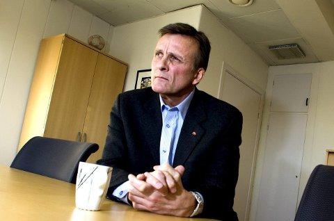 MODIGE VALG: Direktør i NAV i Vestfold og Telemark, Terje Tønnessen, mener vanskelige tider krever modige valg.