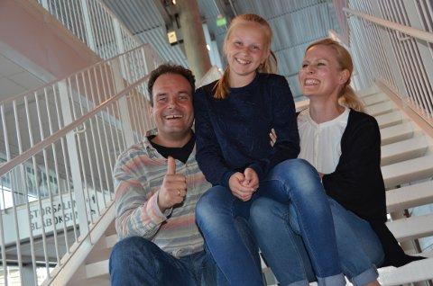 Olav Rønneberg, Eila Aarthun Nord og Hele Woll Midtgaard