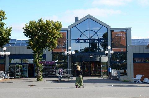 Nordbyen kjøpesenter.
