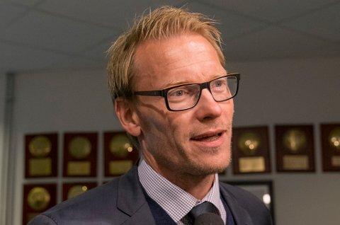 STORT LØFT: Ole Martin Årst etablerer seg sammen med kompis Jesper Mathisen og investorer i åtte nye byer, og bekrefter at Larvik er en av disse byene.