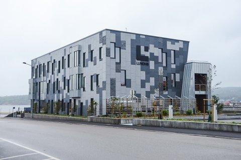 STEINGIGANT: Lundhs AS er Nord-Europas største produsent av naturstein.