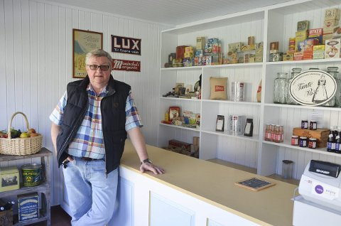 JAN HOFF JØRGENSEN: Avdelingsdirektør ved Glomdalsmuseet.